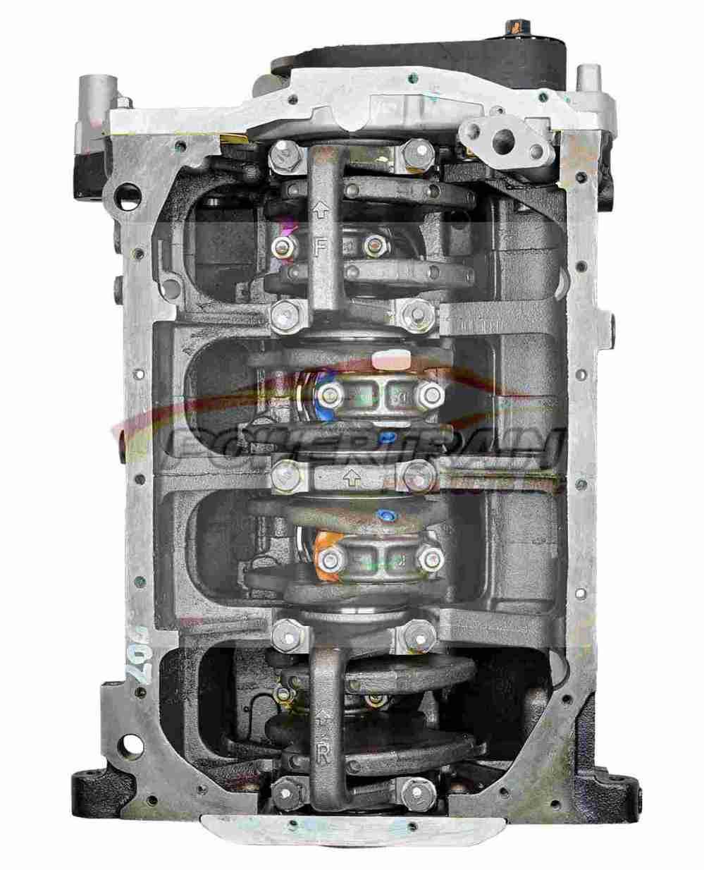 medium resolution of mitsubishi 20 l4 4g63 comp engine 253 6 253htm 95 s10 2 2 engine 95 s10