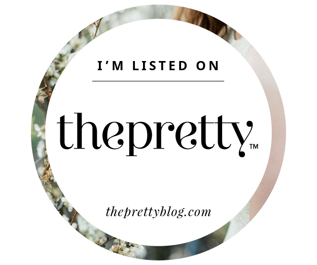 I'm Inspired by The Pretty Blog