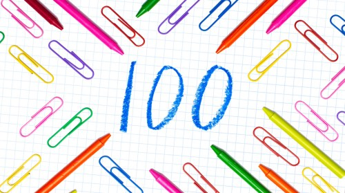 small resolution of 100th Day of School Activities \u0026 Ideas   Houghton Mifflin Harcourt