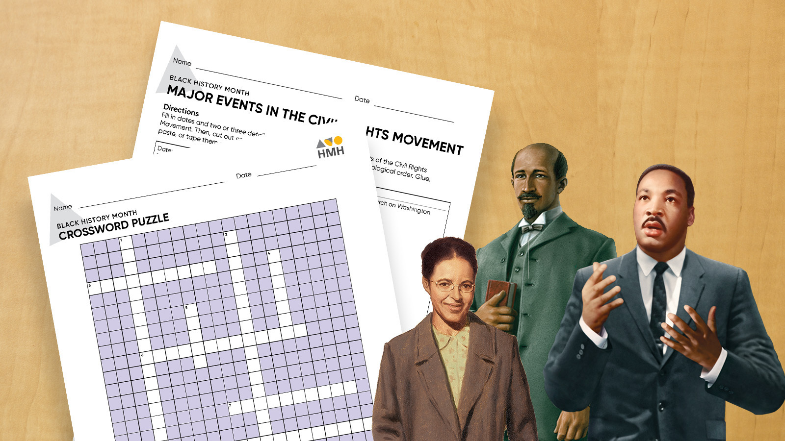 hight resolution of 9 Black History Month Activities for Elementary \u0026 Middle School   Houghton  Mifflin Harcourt