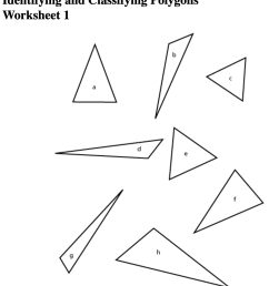 Worksheet On Polygons   Printable Worksheets and Activities for Teachers [ 1450 x 1288 Pixel ]