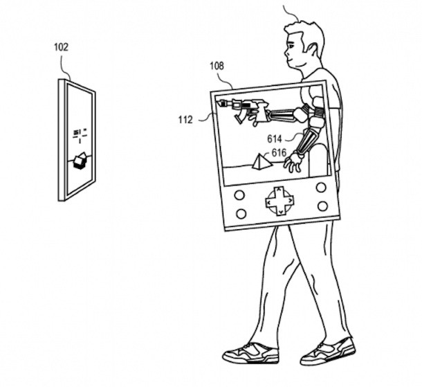 Old Sony Patent Shows Controller Similar To The Wii U