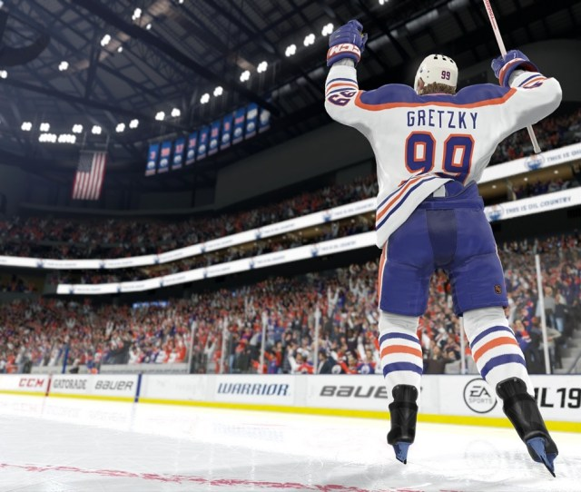 Six Changes That Make Nhl 19 The Most Promising Hockey Game Of The Generation Game Informer