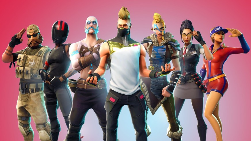 Fortnite Review - An Epic Epoch - Game Informer