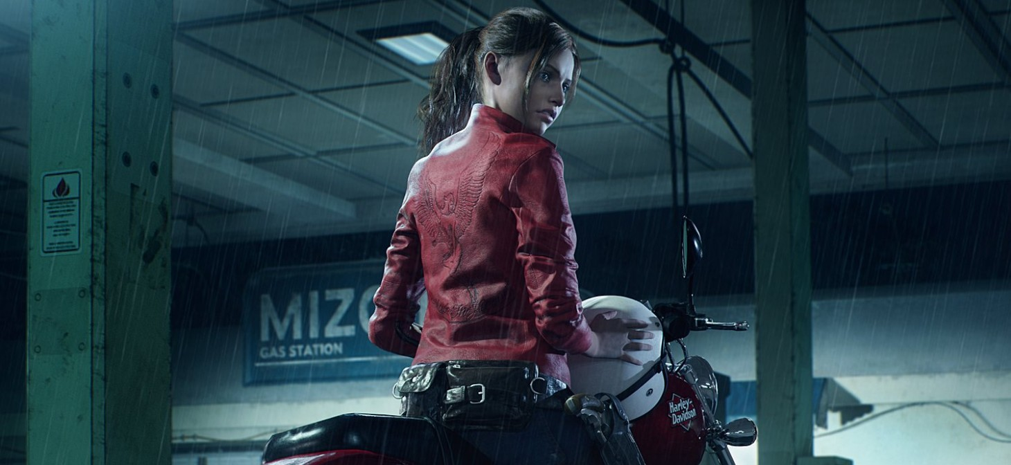 Leon S Kennedy Hd Wallpaper New Resident Evil 2 Details Collector S Edition Announced