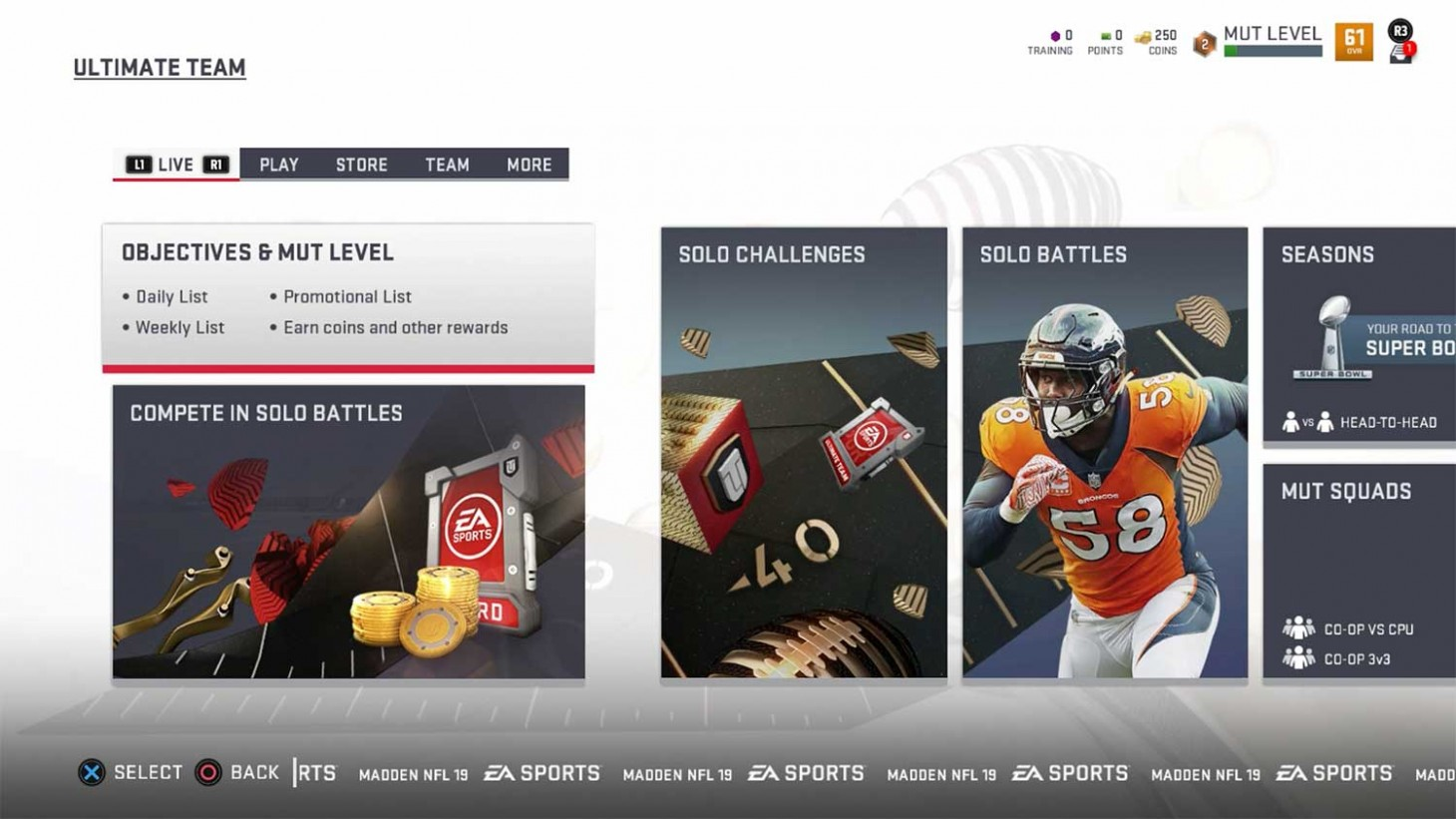 Powering Up In Madden 19 Ultimate Team  Game Informer