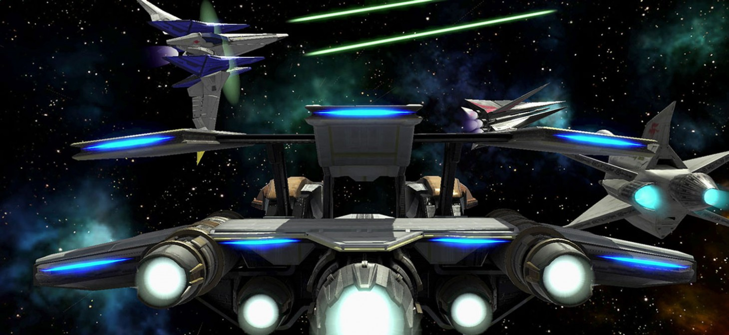Lylat Cruise Stage Confirmed For Super Smash Bros