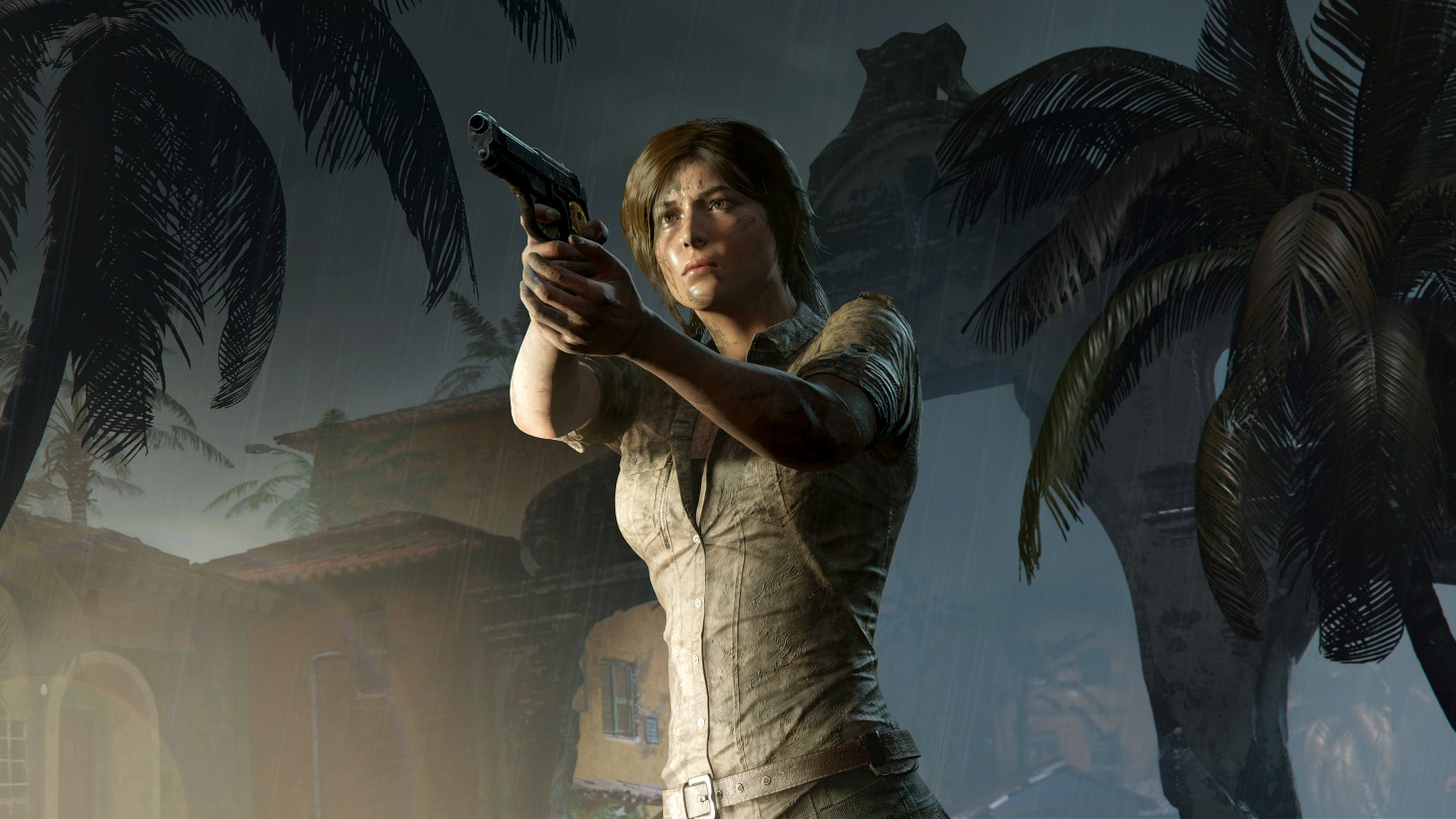 How Lara Croft Has Evolved In Shadow Of The Tomb Raider - Game Informer