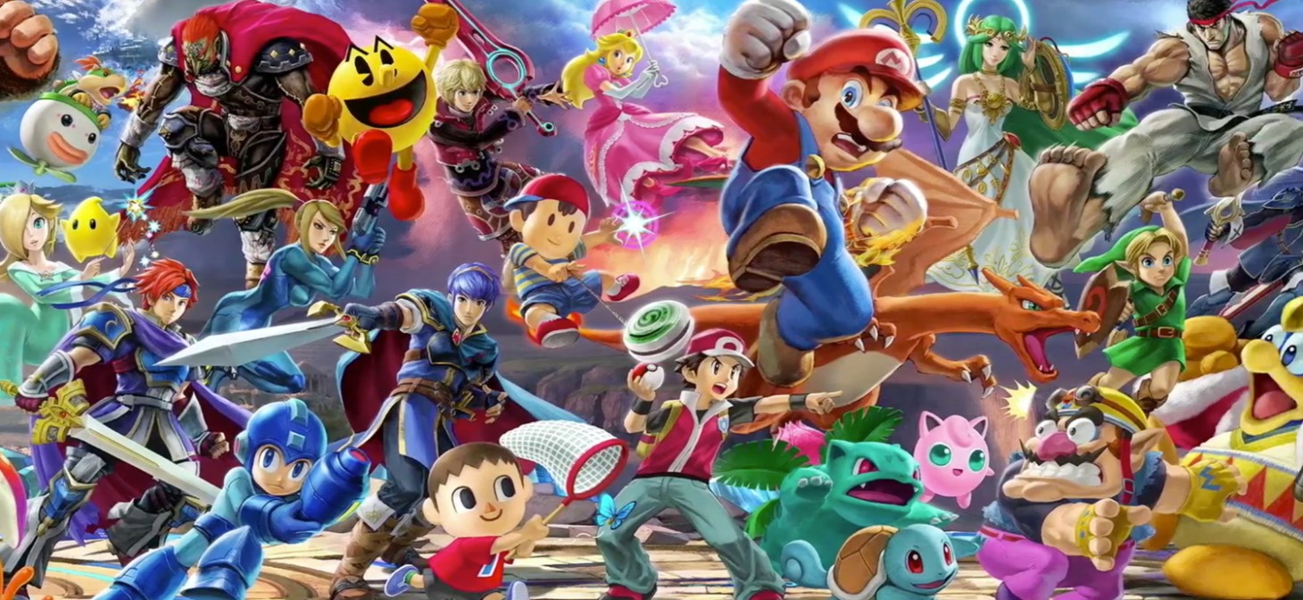 Rumor New Super Smash Bros Ultimate Character Possibly