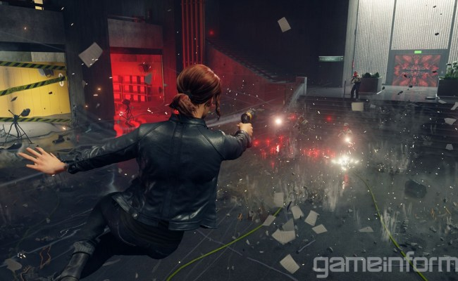 April Cover Revealed Control Game Informer