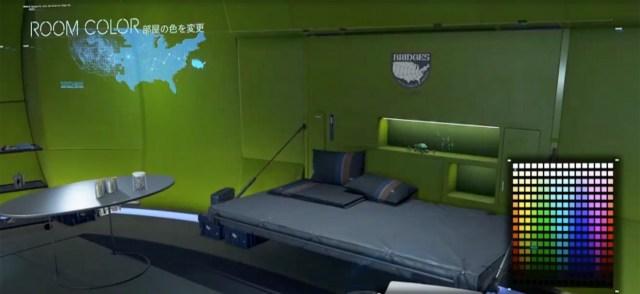 Hasil gambar untuk death stranding sam's room