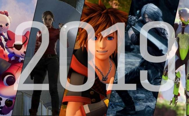 2019 Video Game Release Schedule Game Informer