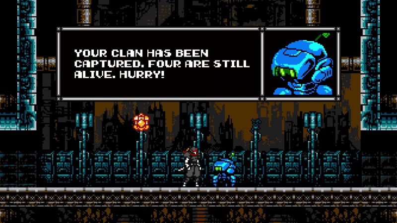 Indie Platformer Cyber Shadow Being Published By Yacht