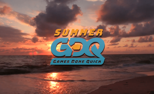 Summer Games Done Quick 2019 Schedule Released Game Informer