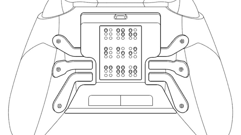 New Microsoft Patent Reveals Braille Controller For