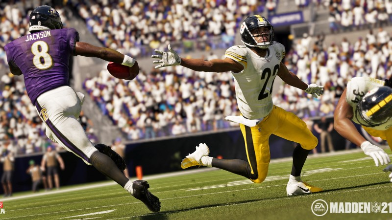 Update Madden NFL 21 – Playing Safe