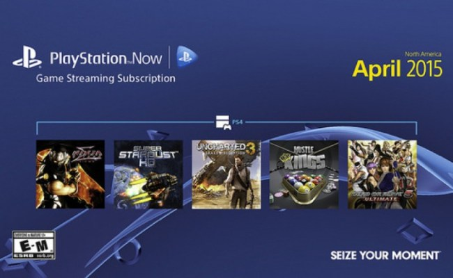 New Devices And Games Including Uncharted 3 Added To