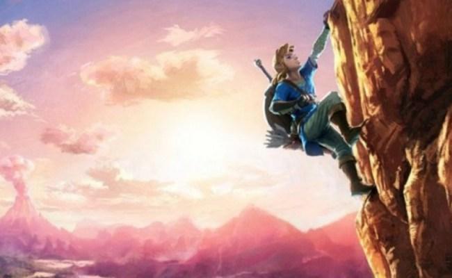 Nintendo Releases The Legend Of Zelda Breath Of The Wild