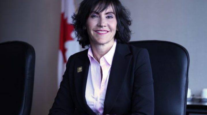 (Ghislaine Saikaley commissaire aux langues officielles du Canada par intérim. Crédit photo: Commissariat aux langues officielles du Canada)