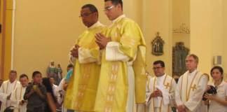 Sacerdotes Honduras