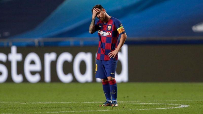 Se va! Leo Messi le comunicó al Barcelona que no quiere seguir  Televicentro
