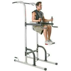 Captains Chair Gym Machine Baby Trend High Recall Leg Raises - Exercise How-to Workout Trainer By Skimble