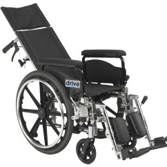 Wheelchair Lights Outdoor Chair Covers Big Lots Viper Plus Light Weight Reclining With
