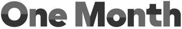 OneMonth logo