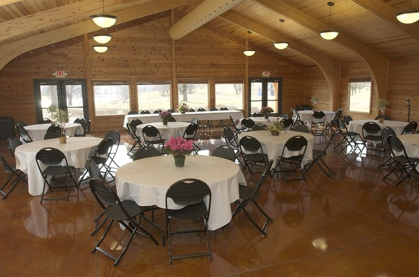 rolling kitchen carts packages riechmann indoor pavilion at stephens lake park in ...