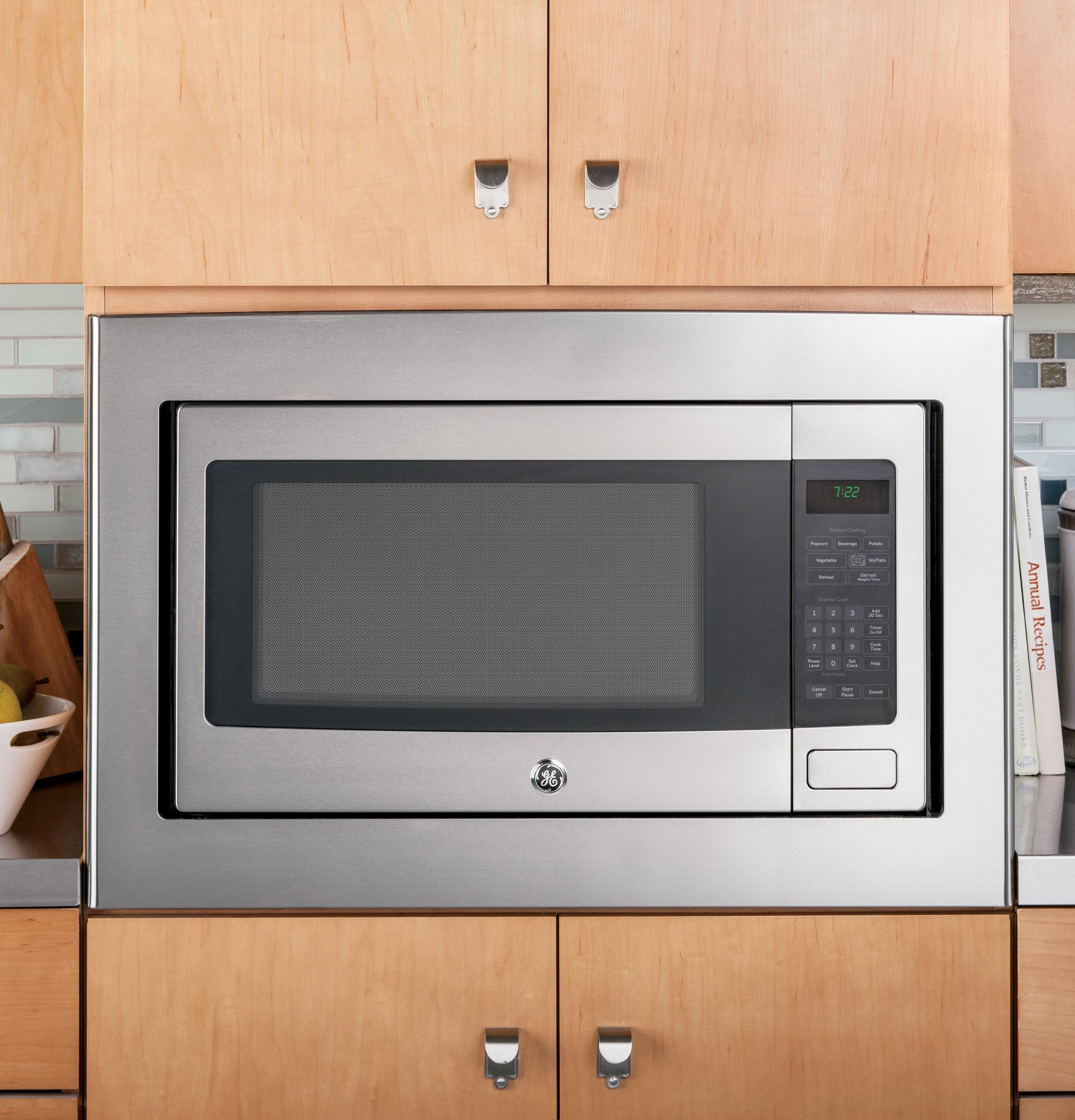 series 2 2 cu ft countertop microwave