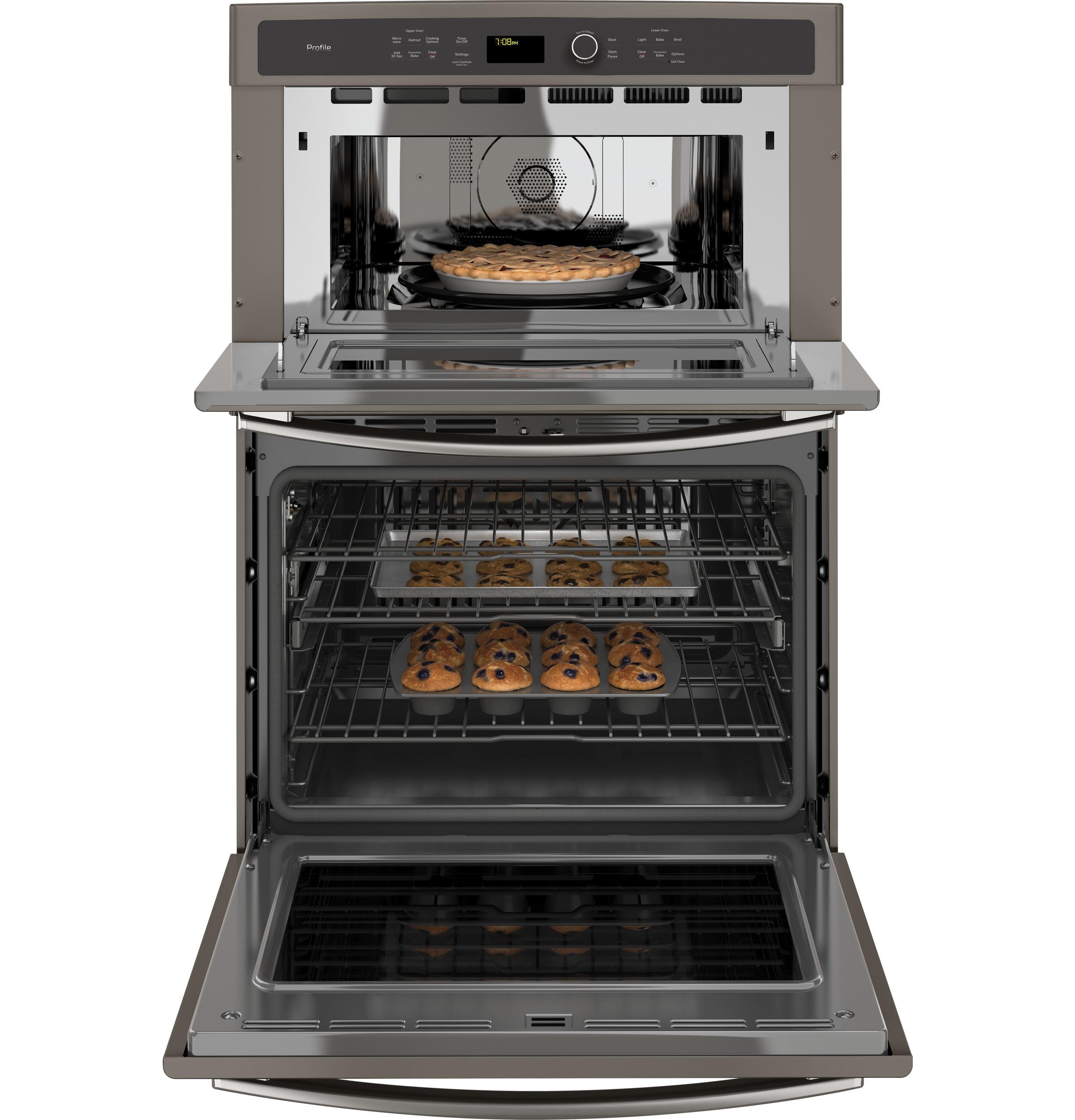 ge profile pt7800ekes microwave oven