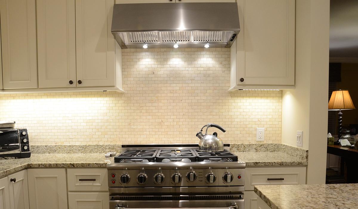 professional kitchen appliances 5 piece table set faber magn36ss stylish under cabinet range hood