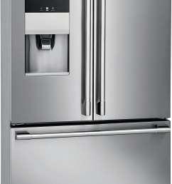 electrolux icon french door refrigerator [ 1585 x 3000 Pixel ]