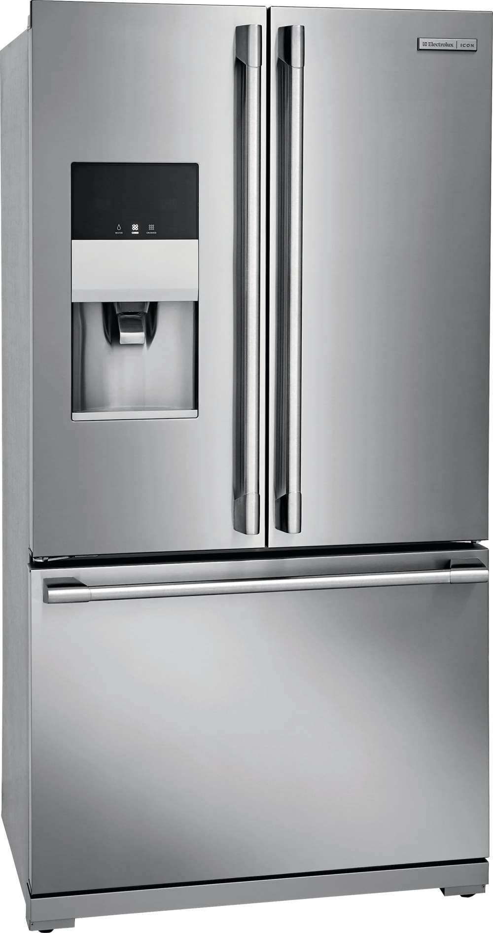 medium resolution of electrolux icon french door refrigerator