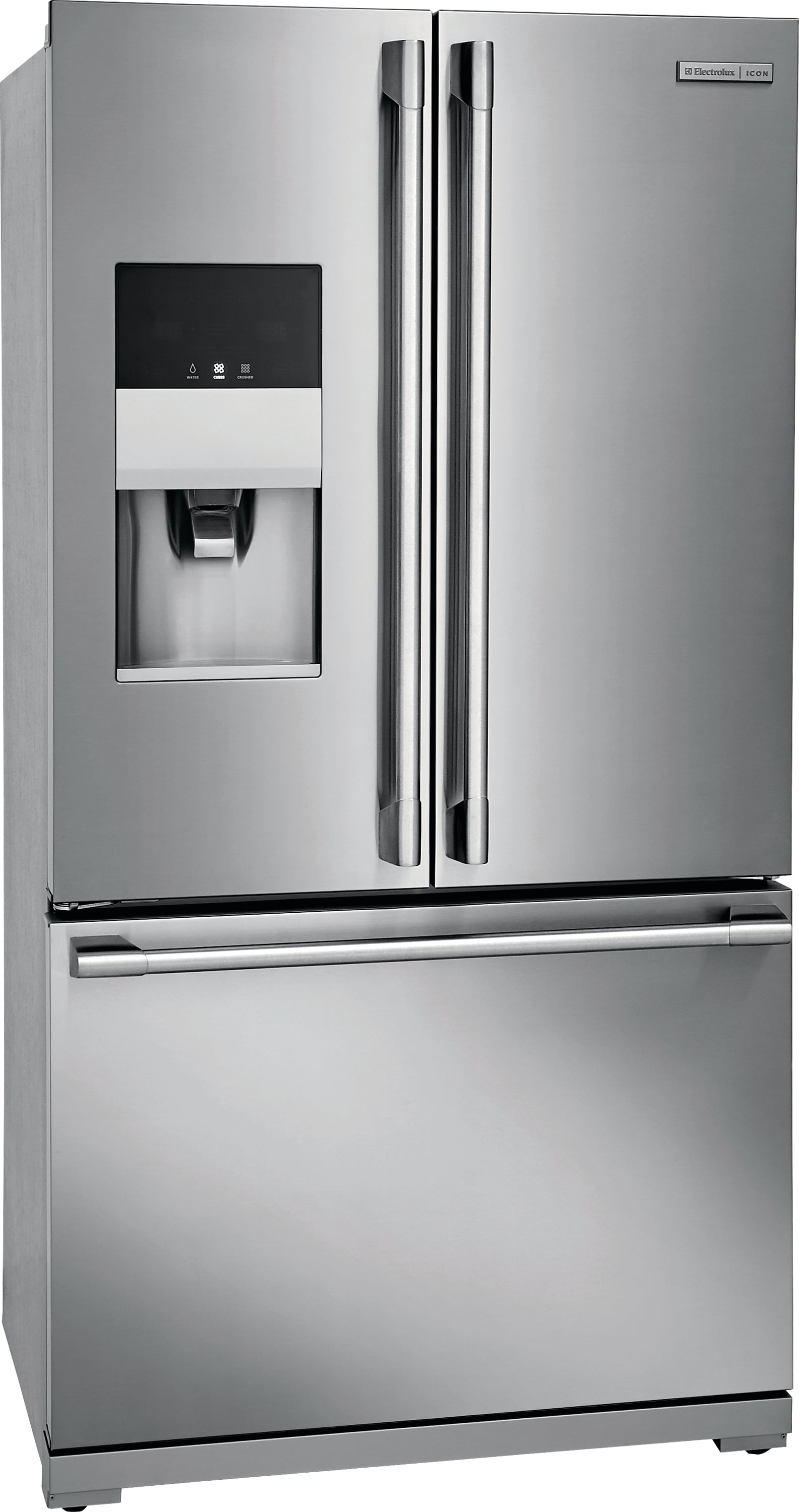 hight resolution of electrolux icon french door refrigerator