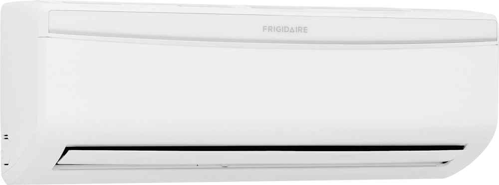 medium resolution of model ffhp124ws1 ductless split air conditioner cool and heat 12 000 btu heat