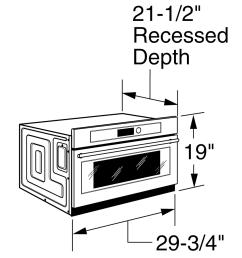 model zsc1201jss monogram built in oven with advantium speedcook technology 120v [ 900 x 900 Pixel ]