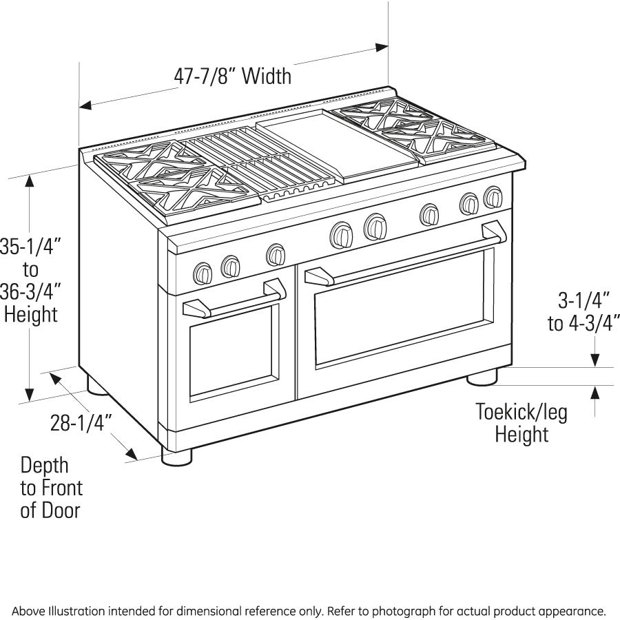 medium resolution of model zdp486ndpss monogram 48
