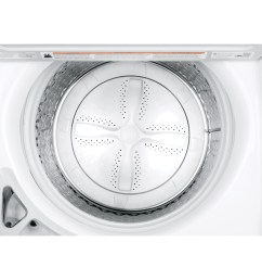 model gtw750cslws ge 5 0 cu ft capacity washer with stainless steel [ 2400 x 2500 Pixel ]