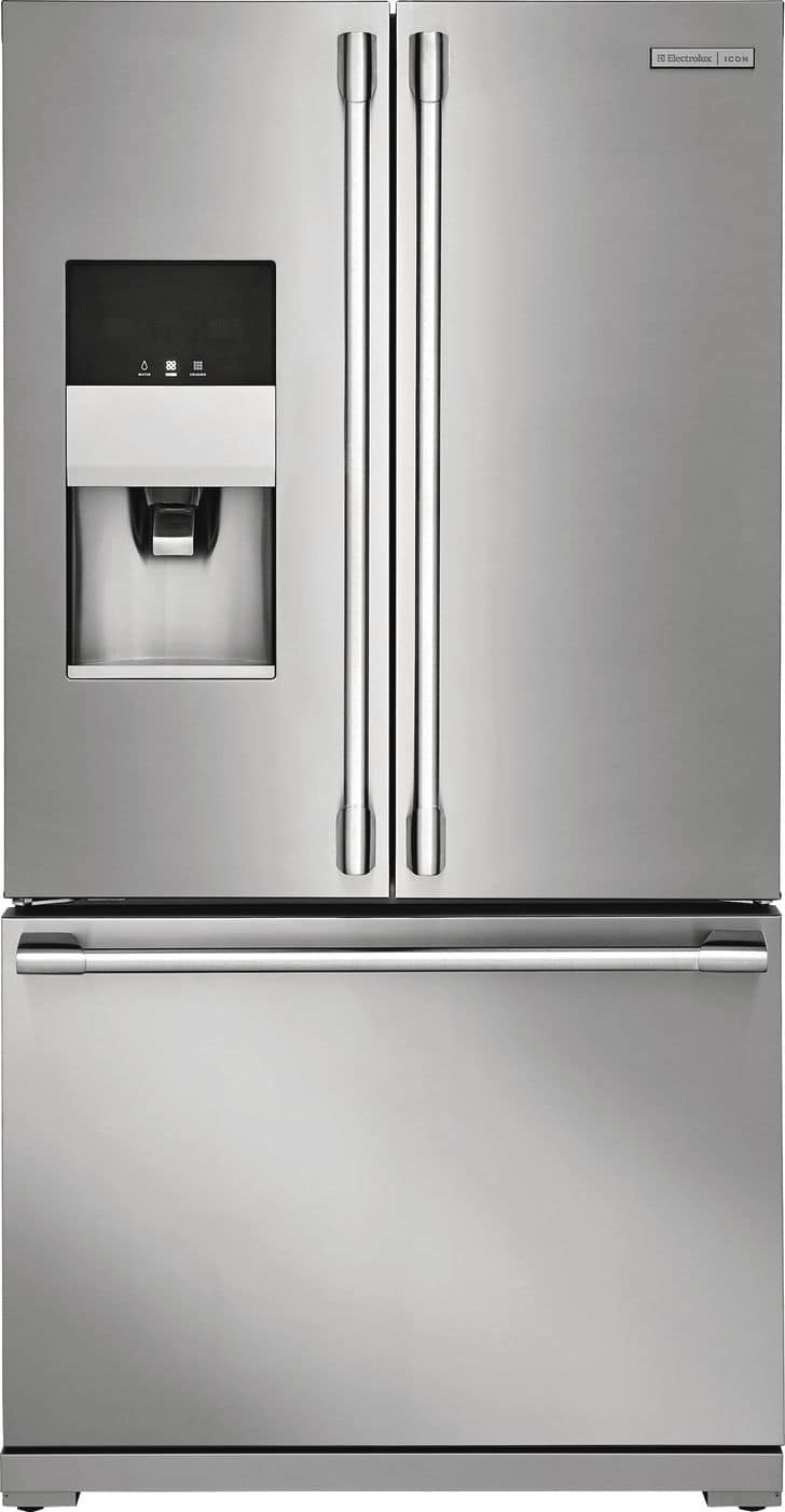 medium resolution of model e23bc79sps electrolux icon french door refrigerator