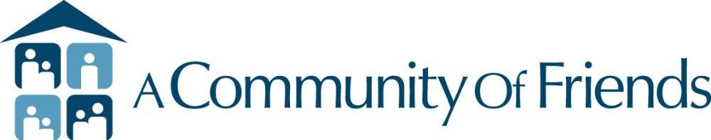 A Community of Friends - Logo