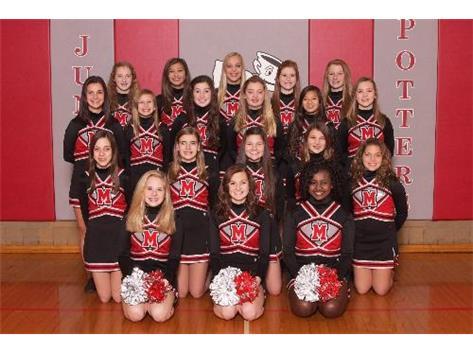Morton Junior High School Girls DANCE TEAM Activities