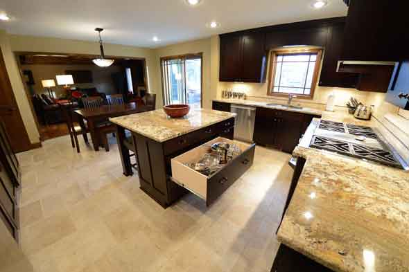 kitchen remodel cost small ideas on a budget spaces for life how much does leawood by retouch