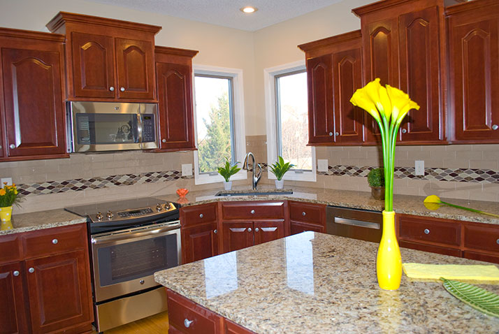 kitchen reface island cart ikea spaces for life project of the month lenexa counter et al