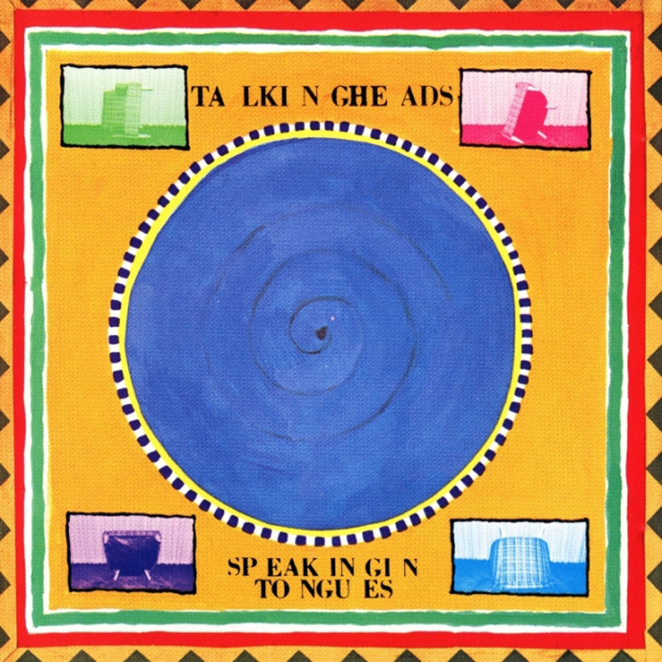 Talking Heads Burning Down House
