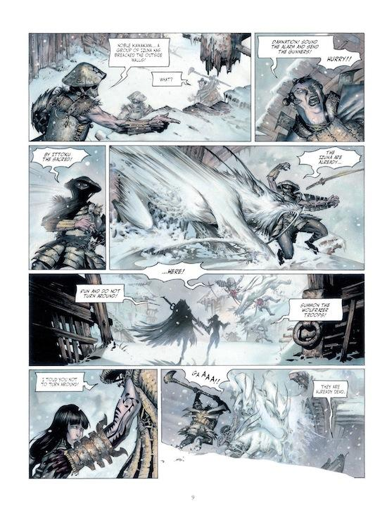 The Quietus  Features  Tome On The Range  Behold Decembers Quietus Comics Round Up Column