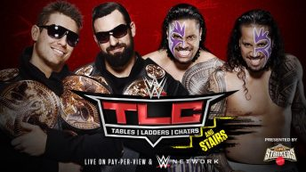 TLC 2014-Miz & Mizdow v. The Usos