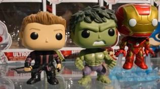 Hawkeye & The Hulk