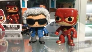 Flash & Captain Cold