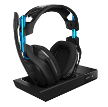 PS4 A50 with charging station